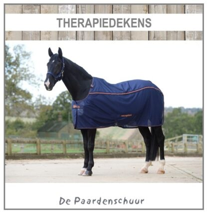 Therapiedekens